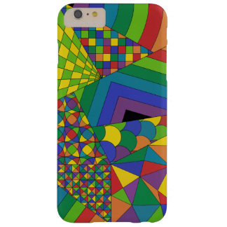 Abstract Design 1 Barely There iPhone 6 Plus Case