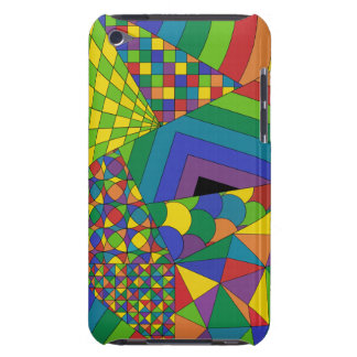 Abstract Design 1 Barely There iPod Case
