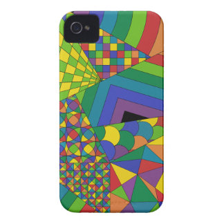 Abstract Design 1 Case-Mate iPhone 4 Case