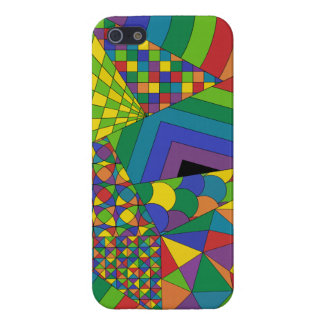 Abstract Design 1 Cover For iPhone 5/5S