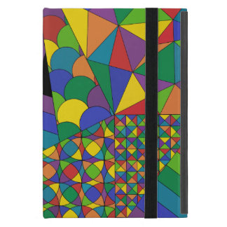 Abstract Design 1 iPad Mini Case