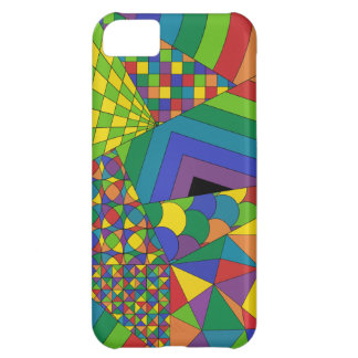 Abstract Design 1 iPhone 5C Case