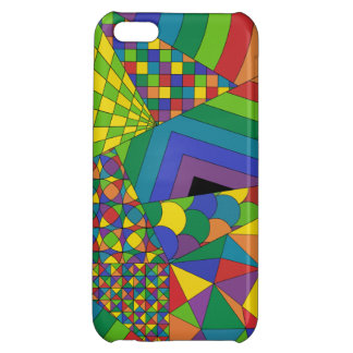 Abstract Design 1 iPhone 5C Covers
