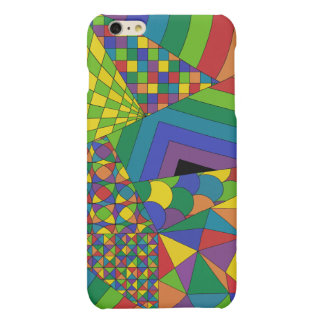 Abstract Design 1 iPhone 6 Plus Case
