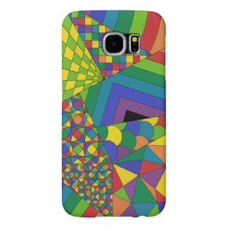 Abstract Design 1 Samsung Galaxy S6 Cases