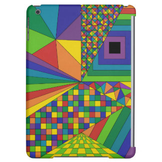 Abstract Design 2 Cover For iPad Air