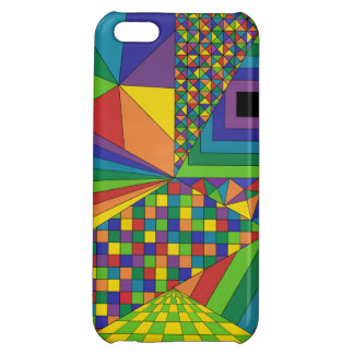 Abstract Design 2 Cover For iPhone 5C