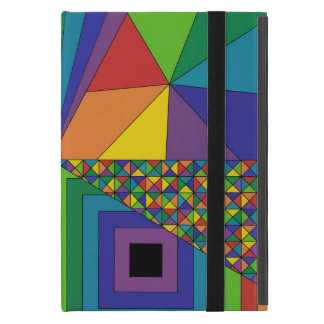Abstract Design 2 iPad Mini Cover