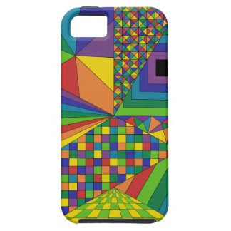 Abstract Design 2 iPhone 5 Cover