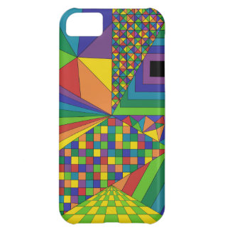 Abstract Design 2 iPhone 5C Case