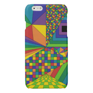 Abstract Design 2 iPhone 6 Plus Case