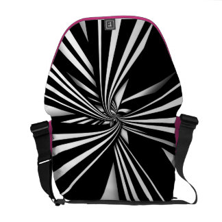 Abstract design  Bag Commuter Bags