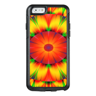Abstract Design Bright Concentric Circles OtterBox iPhone 6/6s Case