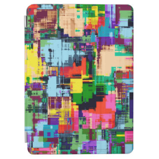 Abstract Design Color Pattern iPad Air Cover