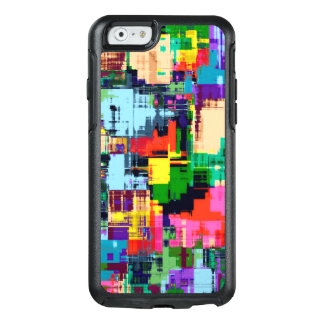 Abstract Design Color Pattern OtterBox iPhone 6/6s Case