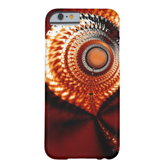 abstract design fractal barely there iPhone 6 case