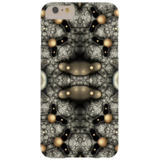 abstract design fractal barely there iPhone 6 plus case