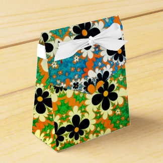 abstract design fractal flowers favour box