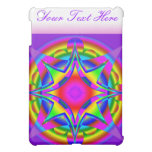 Abstract Design Fractal Geometric Case For The iPad Mini