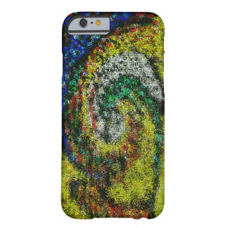 ABSTRACT DESIGN- GLYPH BIRD BARELY THERE iPhone 6 CASE