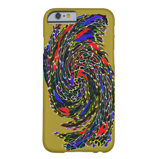ABSTRACT DESIGN- GLYPH OF NUMBER ONE, HUN BARELY THERE iPhone 6 CASE