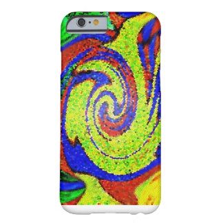 ABSTRACT DESIGN- GLYPH OF THE KING BARELY THERE iPhone 6 CASE