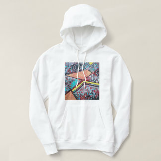 Abstract Design II Hoodie