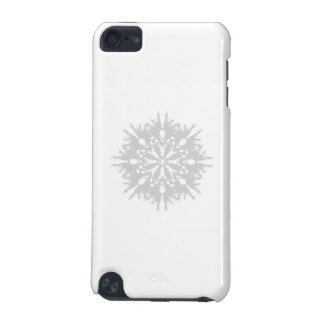 Abstract Design in Light Gray iPod Touch 5G Case