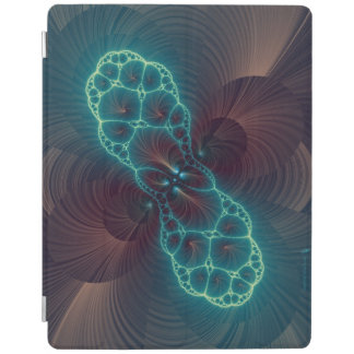 Abstract Design iPad Cover