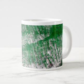 Abstract design jumbo mug