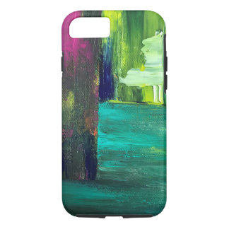 Abstract design makes this an eye catching case
