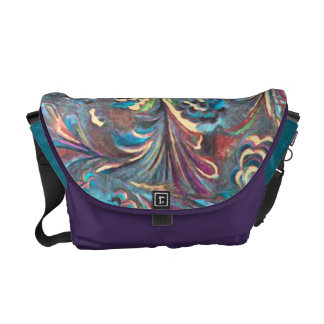 Abstract Design Commuter Bags