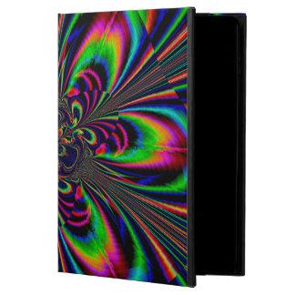 Abstract Design Multi Color Floral Design Powis iPad Air 2 Case