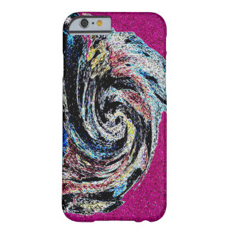 ABSTRACT DESIGN- NAN JEN TWO BARELY THERE iPhone 6 CASE