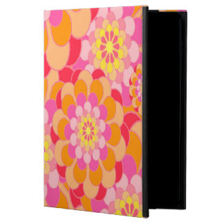 Abstract Design Pink Floral Powis iPad Air 2 Case