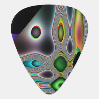 Abstract Design Plectrum