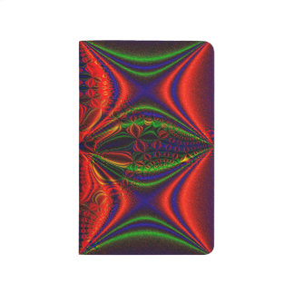 Abstract Design Red Green And Blue Design Journal