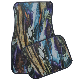 Abstract Design Set of 4 Car Mats Car Mat