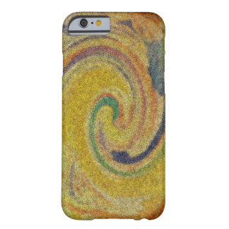 ABSTRACT DESIGN- STONE WARRIORS IN WHIRLPOOL BARELY THERE iPhone 6 CASE