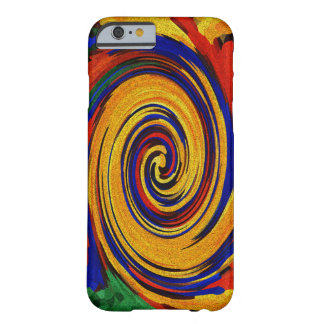 ABSTRACT DESIGN- STONE WARRIORS IN WHIRLPOOL TWO BARELY THERE iPhone 6 CASE