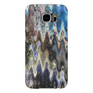 Abstract Designed Cell Phone Case by Artful Oasis