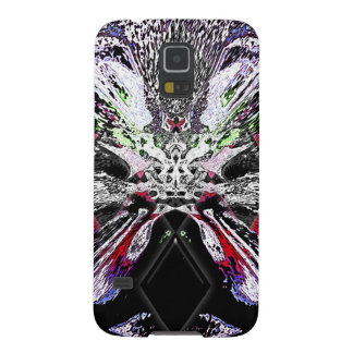 Abstract Digital Art Hidden Meaning Galaxy S5 Covers