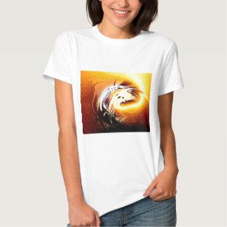 Abstract Digital Art Tee Shirts