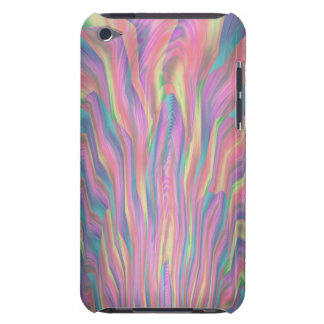 Abstract Digital Artwork Barely There iPod Covers
