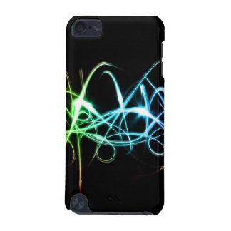 abstract digital light iPod touch (5th generation) cases