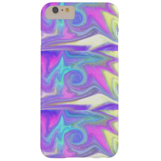 abstract dizain barely there iPhone 6 plus case