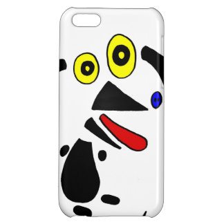 Abstract Dog iPhone 5 Savvy Case iPhone 5C Cover