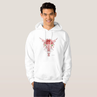 Abstract Dragon Men's Hoodie