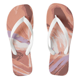 Abstract : Earth Flip Flops