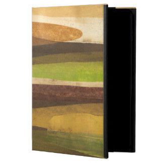 Abstract Earth Tone Landscape Case For iPad Air